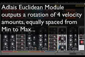 Adlais V rc1 Max for Live Step Sequencer
